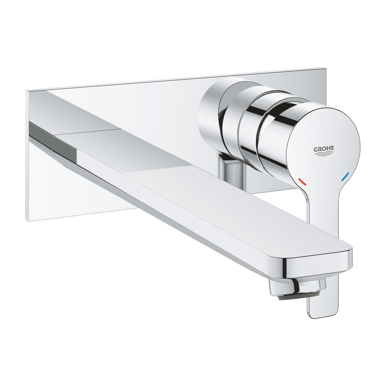grohe lineare new miscelatore lavabo a muro 23444001 vendita online italia. Black Bedroom Furniture Sets. Home Design Ideas