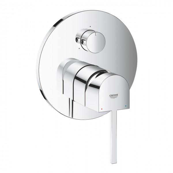miscelatore monocomando doccia Grohe Plus con deviatore a 3 vie - 24093003
