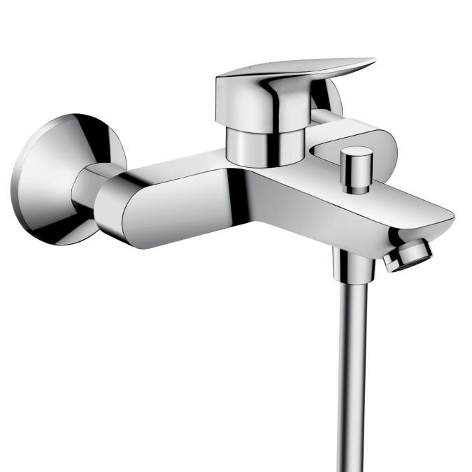 Miscelatore vasca hansgrohe logis 71400000 vendita - Hansgrohe rubinetti cucina ...