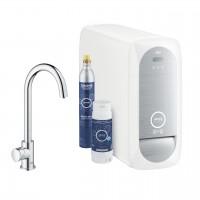 sistema completo Grohe Blue Home Mono WIFI con refrigeratore - 31498001