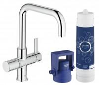 miscelatore Grohe Blue Pure con sistema filtrante - 31299001
