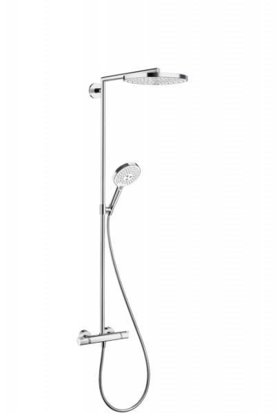 hansgrohe raindance select s 240 2jet showerpipe 27129400 vendita online italia. Black Bedroom Furniture Sets. Home Design Ideas