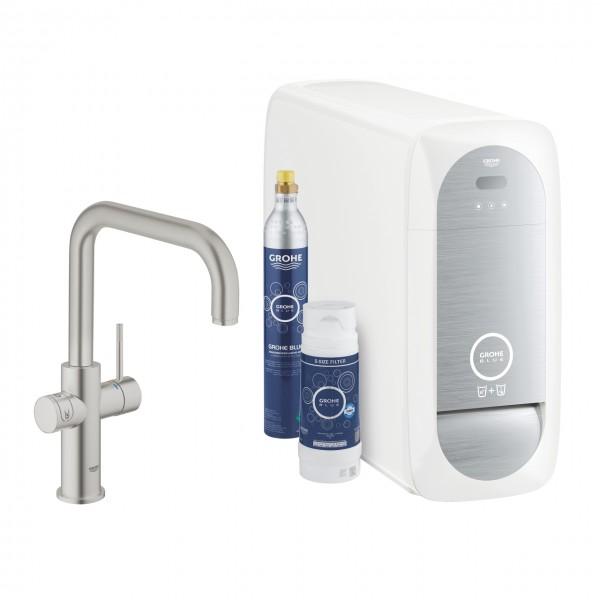 sistema completo Grohe Blue Home WIFI con refrigeratore - 31456DC1