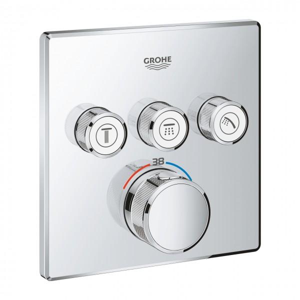 termostatico Grohe Grohtherm SmartControl a 3 vie 29126000