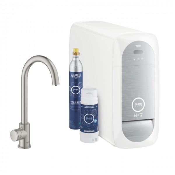 sistema completo Grohe Blue Home Mono WIFI con refrigeratore - 31498DC1