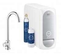 sistema Grohe Blue Home F&G Mono con sistema filtrante - 31498000
