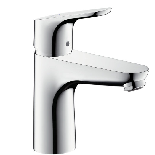Miscelatore lavabo hansgrohe focus 100 31607000 - Hansgrohe rubinetti cucina ...