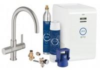 miscelatore Grohe Blue Professional F&G con sistema filtrante - 31323DC1