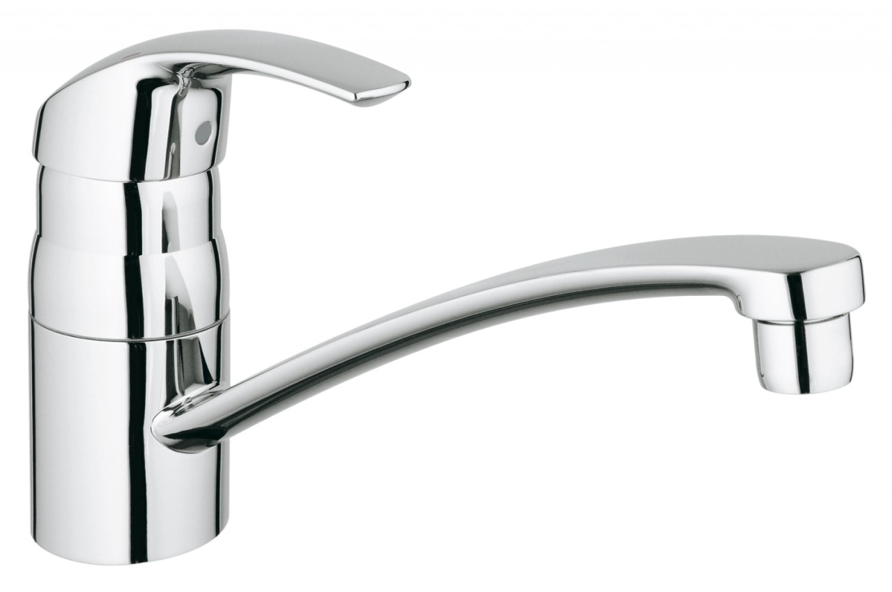Miscelatore cucina grohe eurosmart 33281001 for Grohe o hansgrohe diferencias