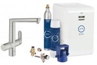 Küchenarmatur Grohe Blue K7 Professional Starter Kit - 31346DC1
