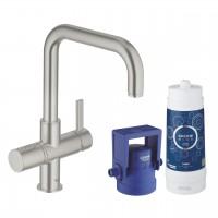 miscelatore Grohe Blue Pure con sistema filtrante - 31299DC1
