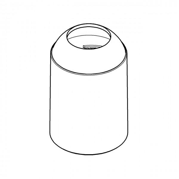 Grohe cappuccio cromato per miscelatori vasca doccia ad incasso - 06874000
