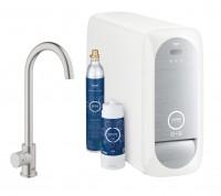 sistema Grohe Blue Home F&G Mono con sistema filtrante - 31498DC0