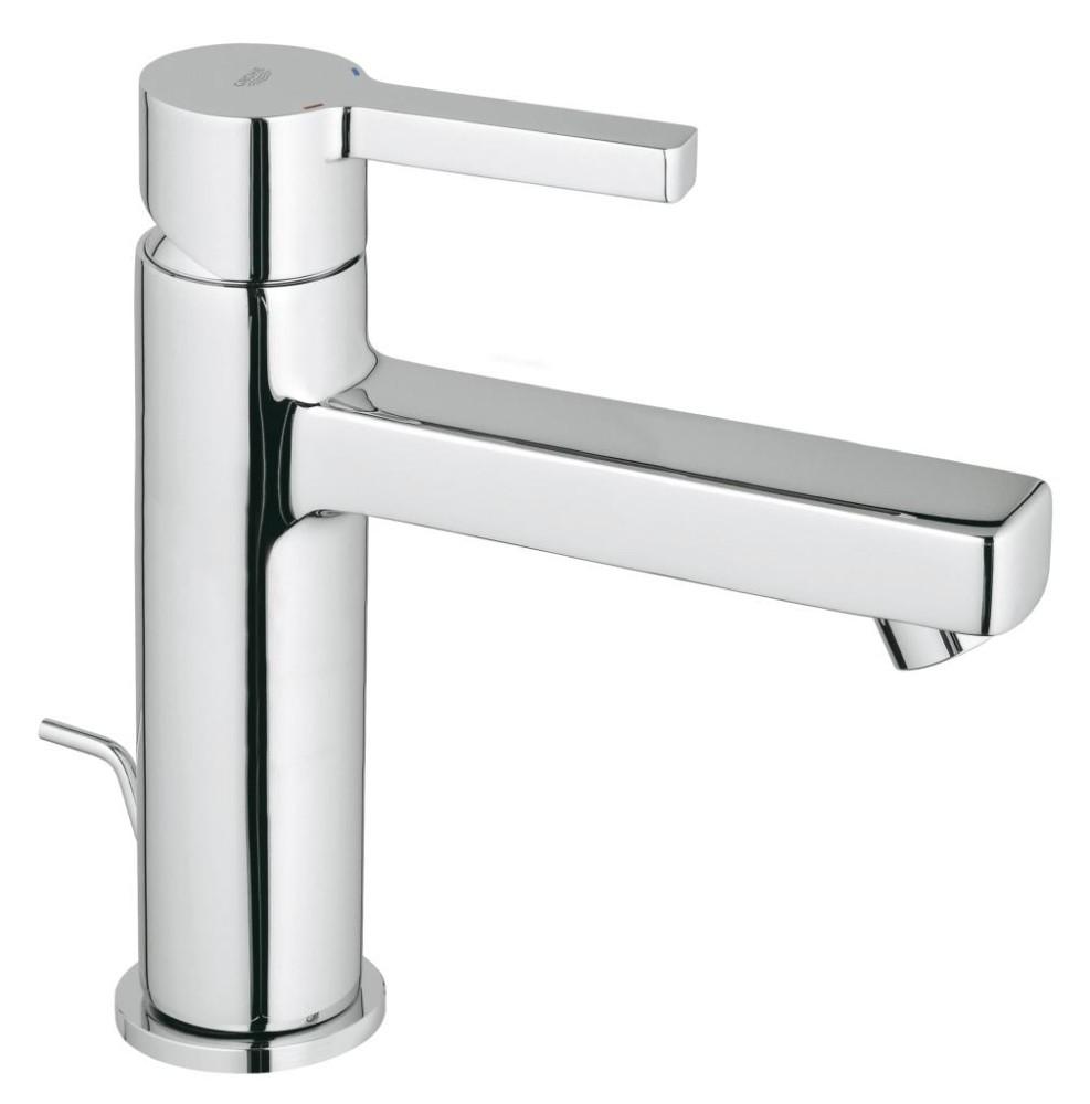 Miscelatore lavabo grohe lineare taglia m 23443000 - Miscelatori grohe bagno ...