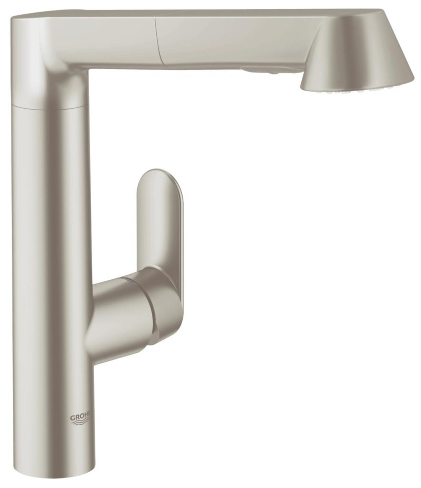 Miscelatore cucina grohe k7 32176dc0 vendita online italia for Vendita on line accessori cucina