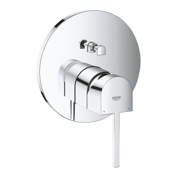 miscelatore monocomando vasca doccia Grohe Plus a 2 vie con deviatore - 24060003