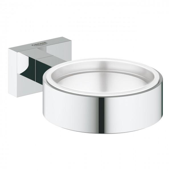 supporto a parete Grohe Essentials Cube cromo - 40508001