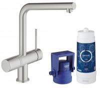 miscelatore Grohe Blue Minta Pure con sistema filtrante - 31345DC2