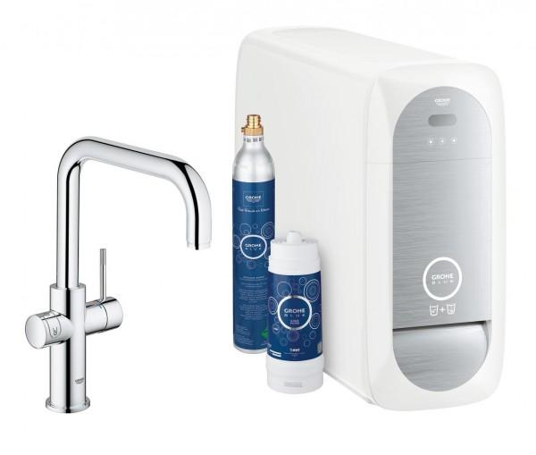 miscelatore Grohe Blue Home F&G con sistema filtrante - 31456000